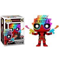 Фигурка Funko Pop Deadpool 30th (Birthday Glasses) / Фанко Поп Дэдпул