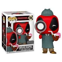 Фигурка Funko Pop Deadpool 30th (Sherlock) / Фанко Поп Дэдпул