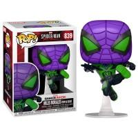 Фигурка Funko Pop Spider-Man Miles Morales Game (Purple Reign) / Фанко Поп Человек-паук Майлз Моралес
