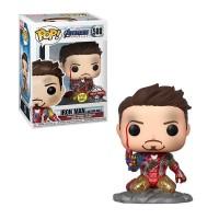 Фигурка Funko Pop Avengers Endgame - I am Iron Man #47096SE / Фанко Поп Мстители - Я Железный человек