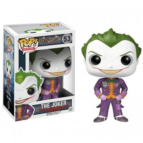 Фигурка Funko Pop Batman Arkham Asylum - The Joker / Фанко Поп Бэтмен Лечебница Аркхэм - Джокер