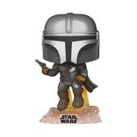 Фигурка Funko Pop Star Wars Mandalorian #51405 / Фанко Поп Звёздные войны Мандалорец