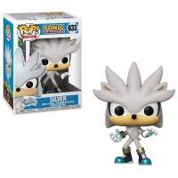 Фигурка Funko Pop Sonic the Hedgehog 30th - Silver / Фанко Поп Соник - Сильвер