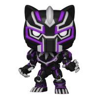 Фигурка Funko Pop Avengers Mech Strike - Black Panther #55842 / Фанко Поп Чёрная Пантера