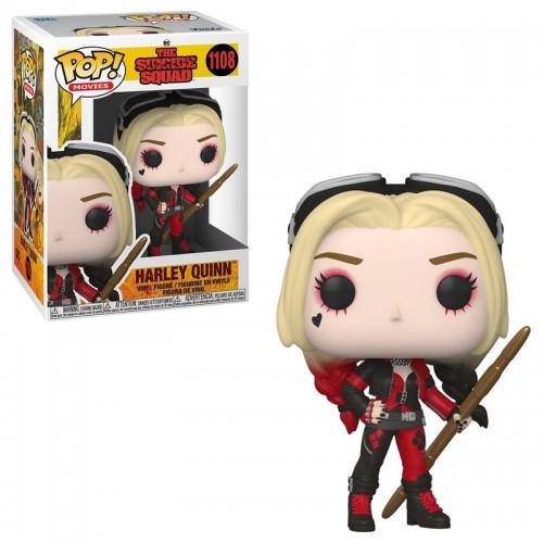 Фигурка Funko Pop Suicide Squad 2 - Harley Quinn / Фанко Поп Отряд самоубийц - Харли Квинн