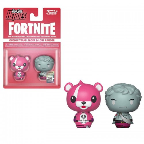 Funko Pint Size Heroes: Fortnite - Cuddle Team Leader & Love Ranger / Фанко Fortnite