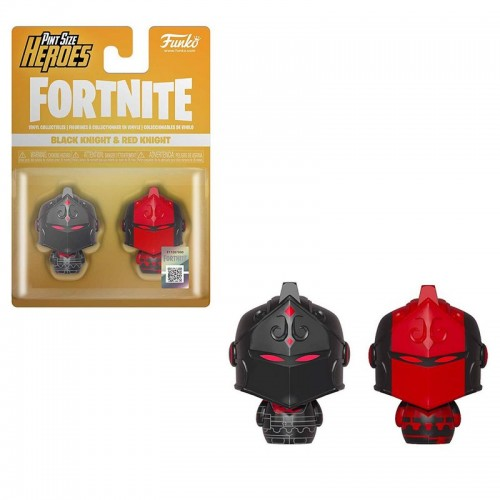 Funko Pint Size Heroes: Fortnite - Black Knight & Red Knight / Фанко Fortnite