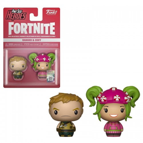 Funko Pint Sized Heroes: Fortnite - Ranger & Zoey / Фанко Fortnite