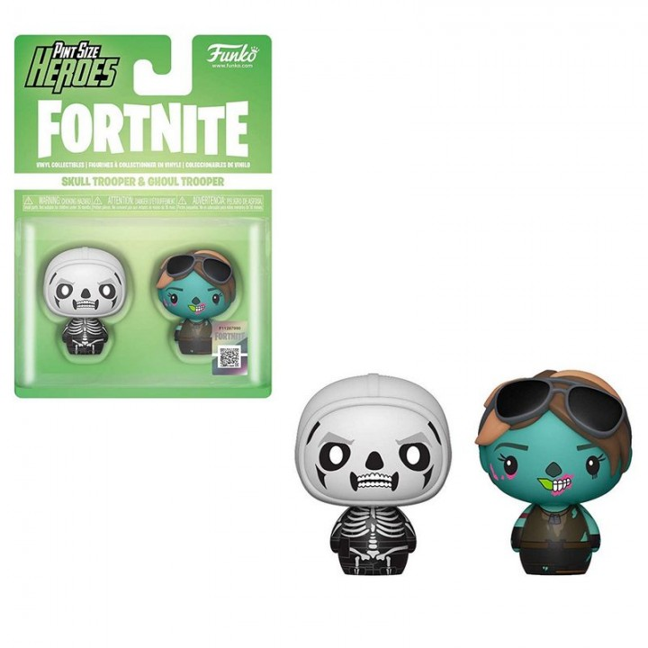 Funko Pint Size Heroes: Fortnite - Skull Trooper & Ghoul Trooper / Фанко Fortnite