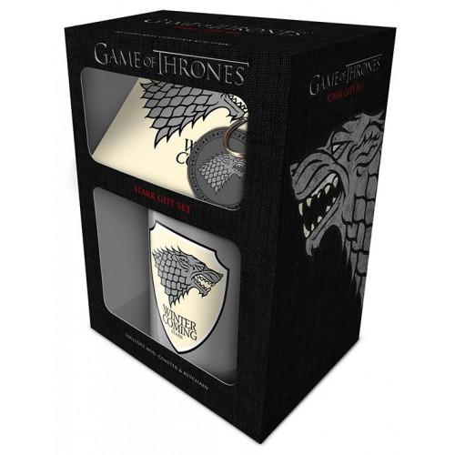 Подарочный набор Pyramid International Game of Thrones - Stark