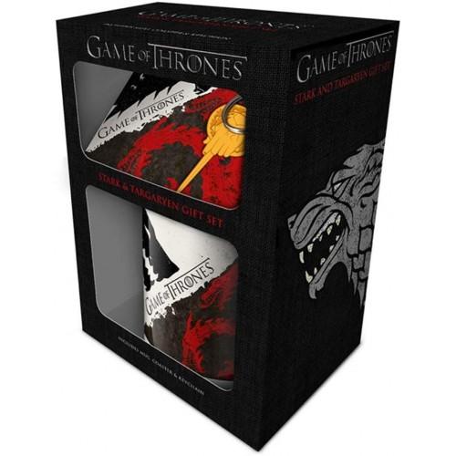 Подарочный набор Pyramid International Game of Thrones - Stark and Targaryen