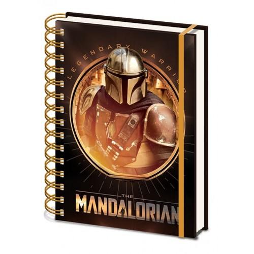 Блокнот Pyramid International Star Wars: Mandalorian