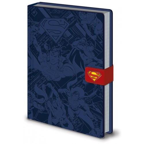 Блокнот Pyramid International DC - Superman