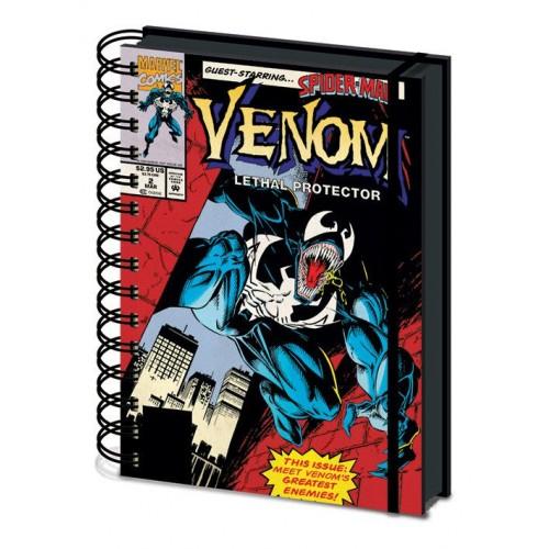 Блокнот Pyramid International Marvel - Venom