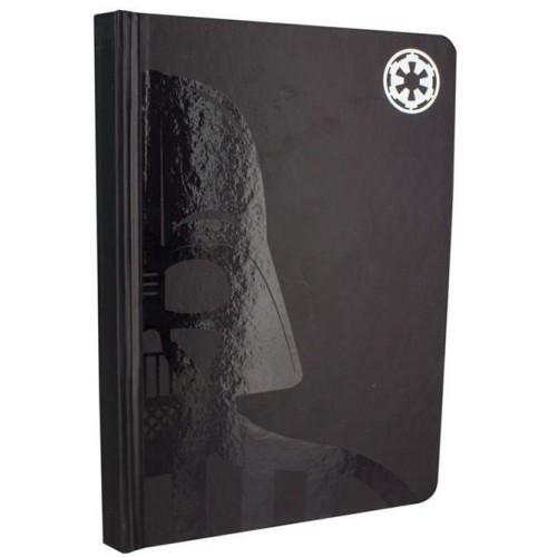 Блокнот Paladone Star Wars - Darth Vader