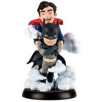 Фигурка Quantum Mechanix DC - World's Finest Batman and Superman