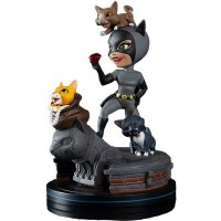 Фигурка Quantum Mechanix DC - Catwoman