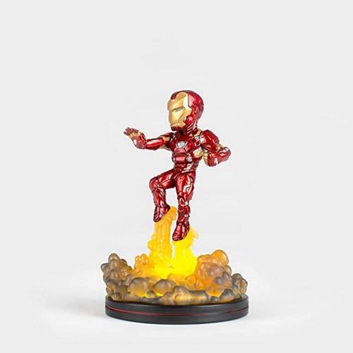 QMx Iron Man Light-Up (Captain America: Civil War) / Фигурка Железный человек (Первый мститель: Противостояние)