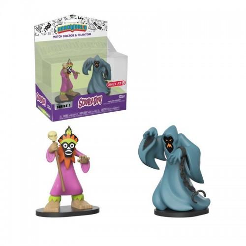 Фигурка Funko Hero World Scooby-Doo - Witch Doctor and Phantom