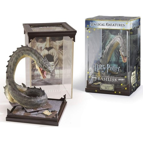 Фигурка The Noble Collection Harry Potter Magical Creatures - Basilisk