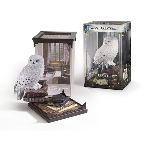 Фигурка The Noble Collection Harry Potter Magical Creatures - Hedwig