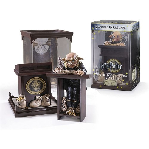 Фигурка The Noble Collection Harry Potter Magical Creatures - Gringotts Goblin