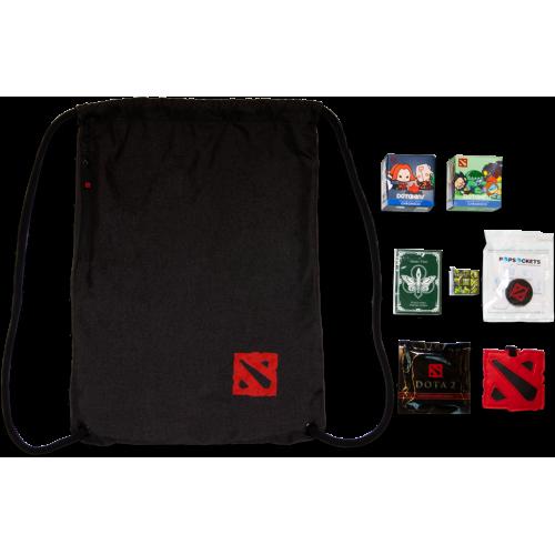 Подарочный набор Valve DOTA 2 - The International 8 Swag Bag Kit
