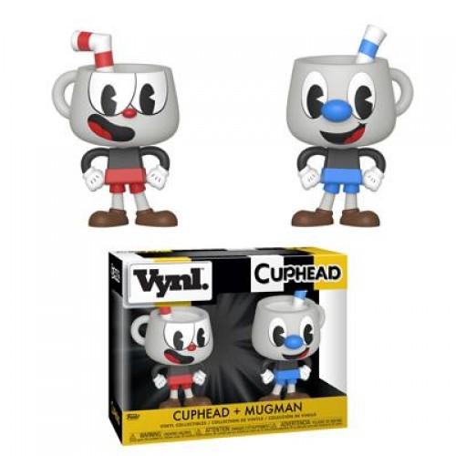 Funko Vynl: Cuphead - Cuphead & Mugman / Фанко: Чашкоголовый
