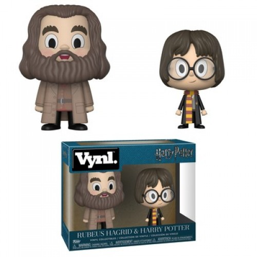 Funko Vynl: Harry Potter - Rubeus Hagrid & Harry Potter / Фанко: Рубеус Хагрид и Гарри Поттер