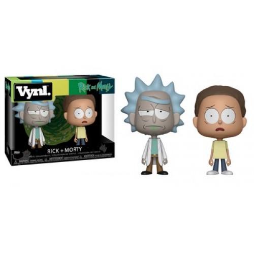 Funko Vynl: Rick and Morty - Rick & Morty / Фанко: Рик и Морти
