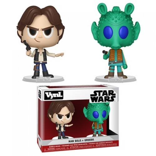 Фигурка Funko Vynl Star Wars - Han Solo and Greedo