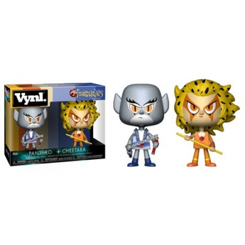 Фигурка Funko Vynl Thundercats - Panthro and Cheetara