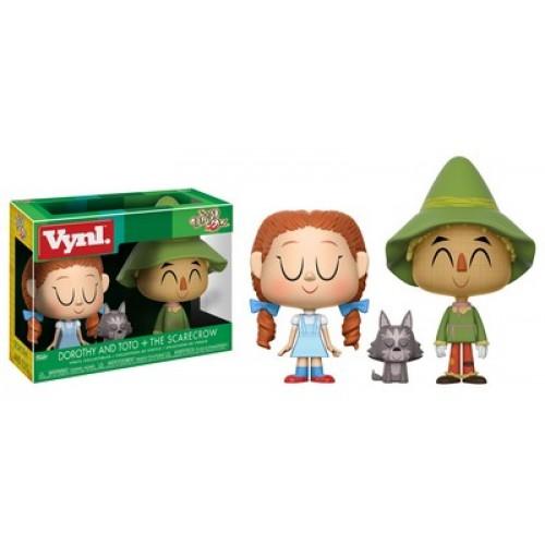 Funko Vynl: Wizard of Oz-Dorothy & Scarecrow / Фанко: Дороти Гейл и Пугало