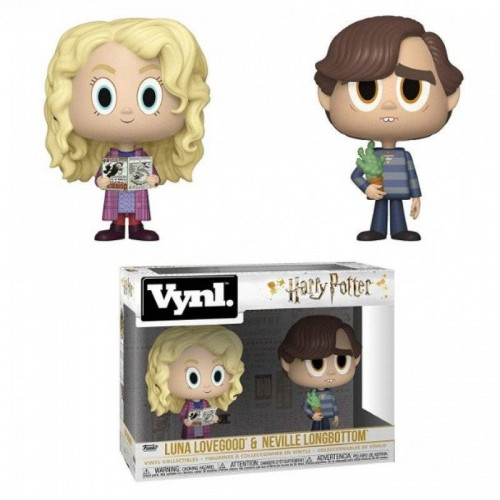 Фигурка Funko Vynl Harry Potter - Luna Lovegood and Neville Longbottom