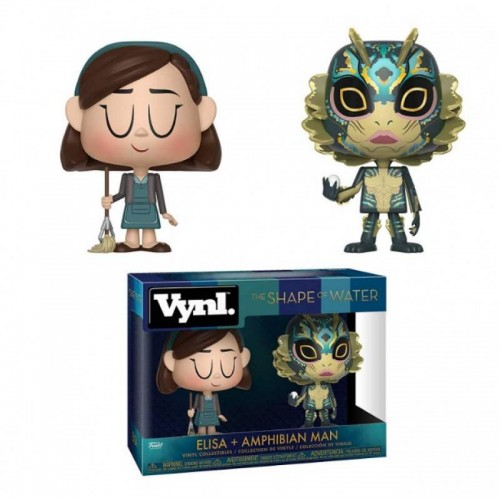 Фигурка Funko Vynl Shape of Water - Elisa and Amphibian Man