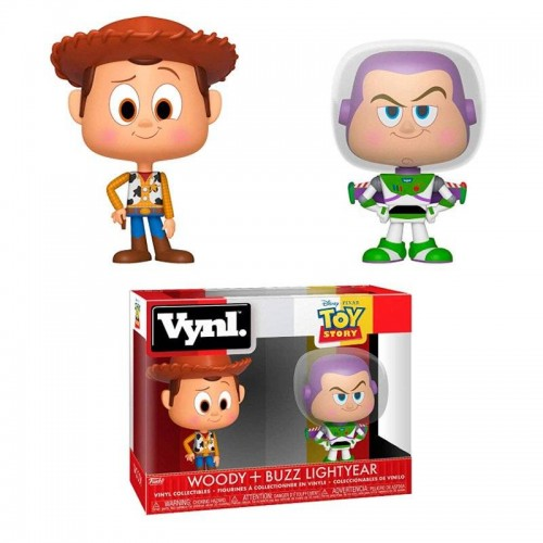 Фигурка Funko Vynl Toy Story - Woody and Buzz Lightyear
