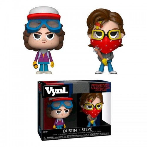 Фигурка Funko Vynl Stranger Things - Dustin and Steve