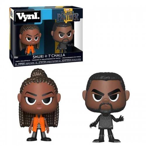 Фигурка Funko Vynl Black Panther - Shuri and T'Challa