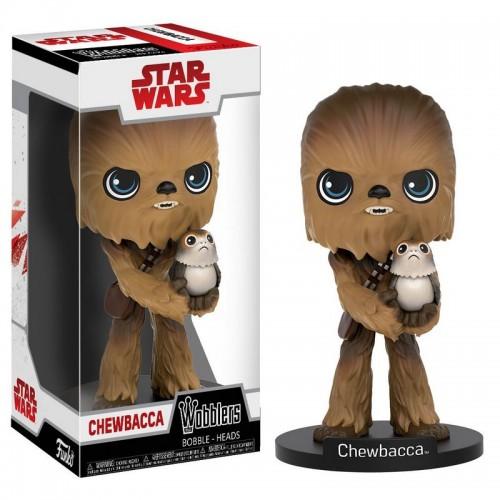 Funko Wobblers: Star Wars - The Last Jedi - Chewbacca / Фанко: Звёздные войны: Последние джедаи - Чубакка