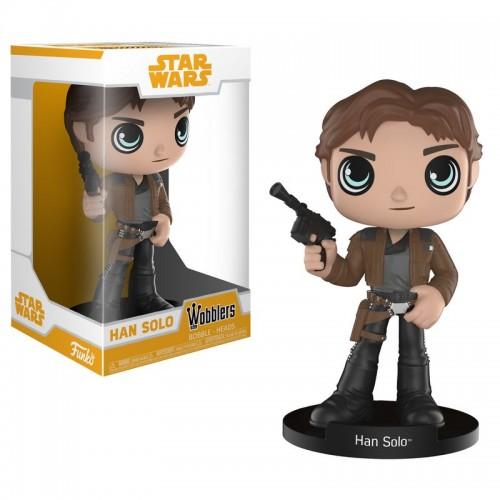 Funko Wobbler: Star Wars: Solo - Han Solo / Фанко: Звёздные войны: Хан Соло