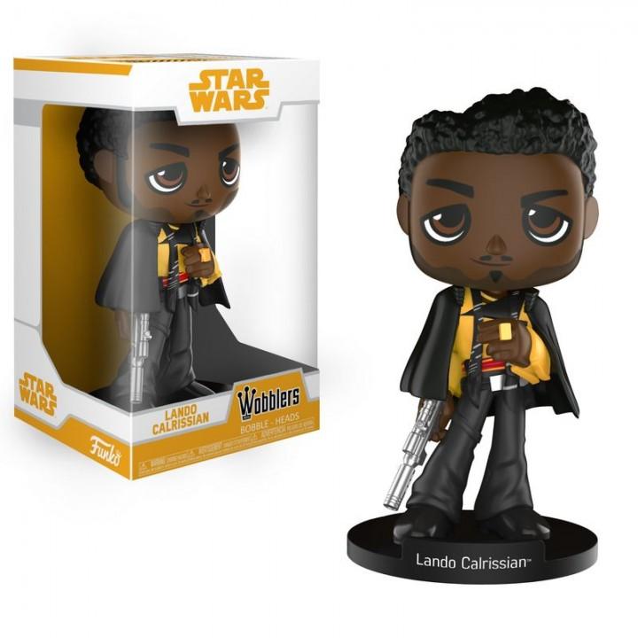 Funko Wobbler: Star Wars: Solo - Lando Calrissian / Фанко: Звёздные войны: Хан Соло - Лэндо Калриссиан